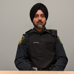Gurvinder – The Police Officer